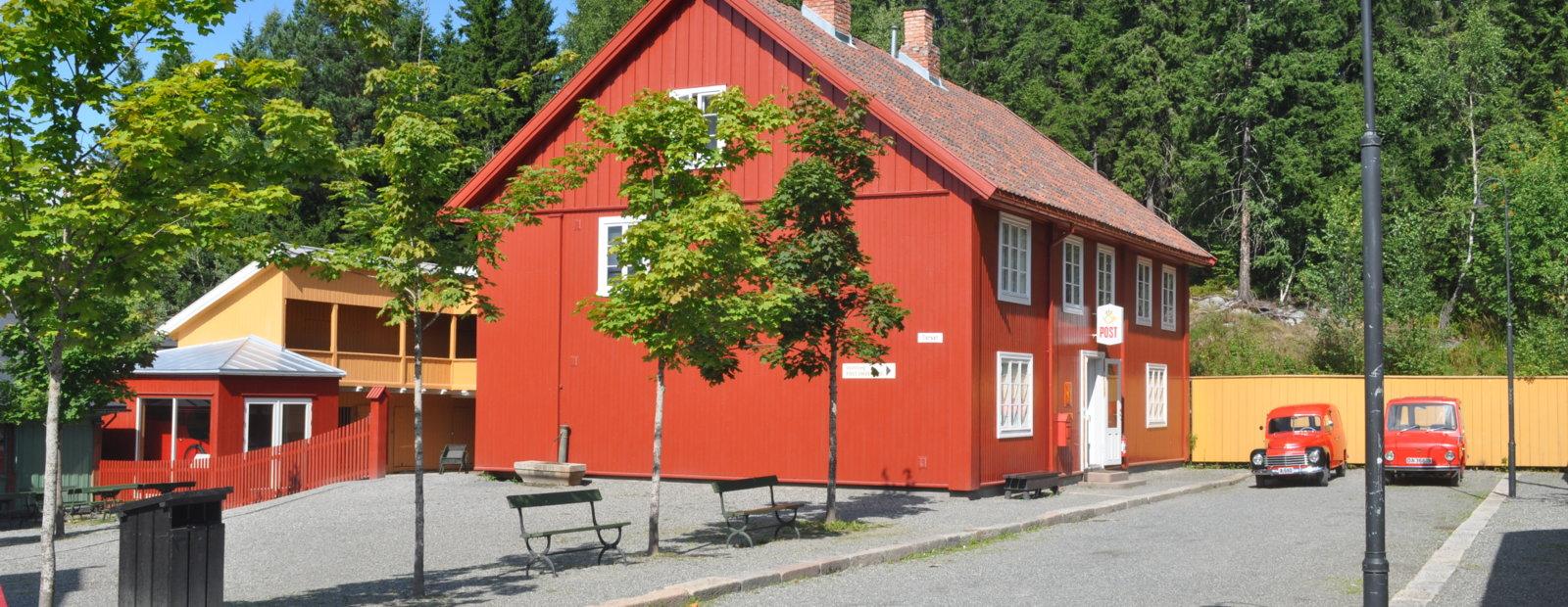 Norges Postmuseum, Maihaugen, Lillehammer
